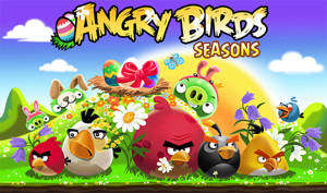 Serial Angry birds Seasons
