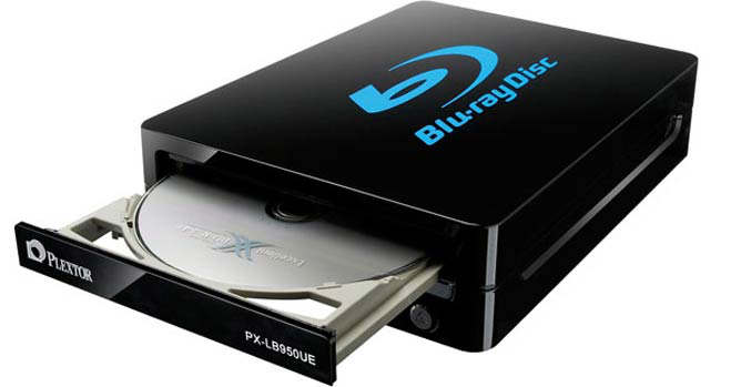 bluray plextor