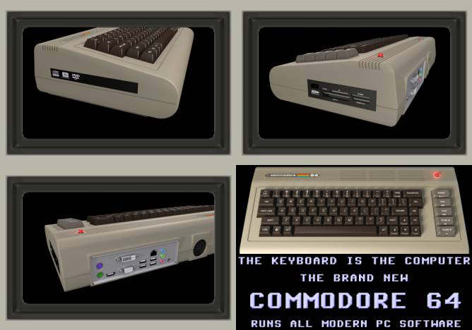 commodore 64 usa 2011