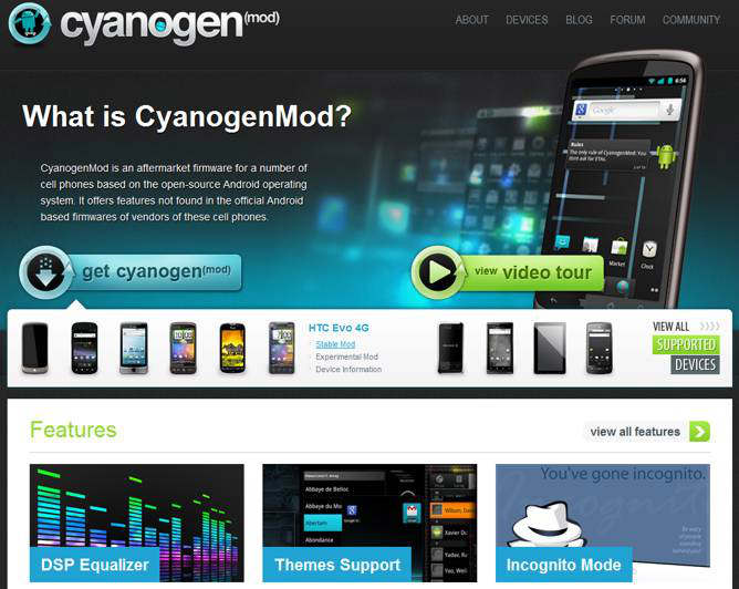 cyanogen mod 7.0 final android 2.3 rom gingerbread