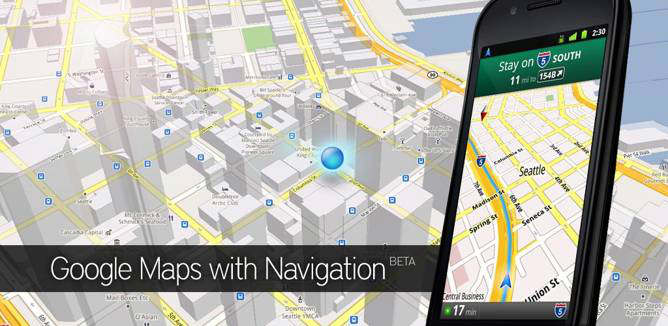 google maps 5.3 android