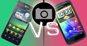 htc sensation vs lg optimus