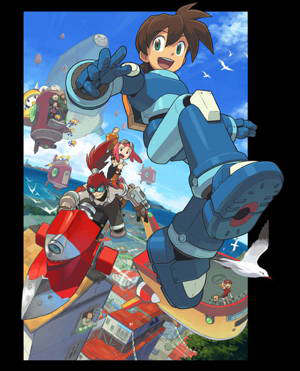 megaman legends 3 3ds