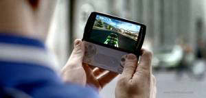 sony ericsson xperia play video promocional