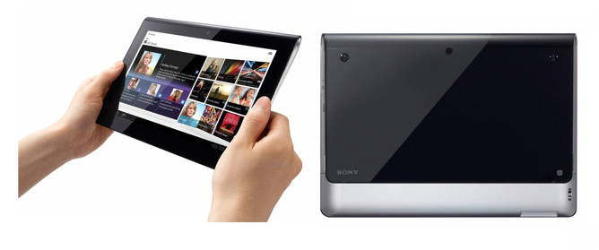 sony tablet android honeycomb s1 s2