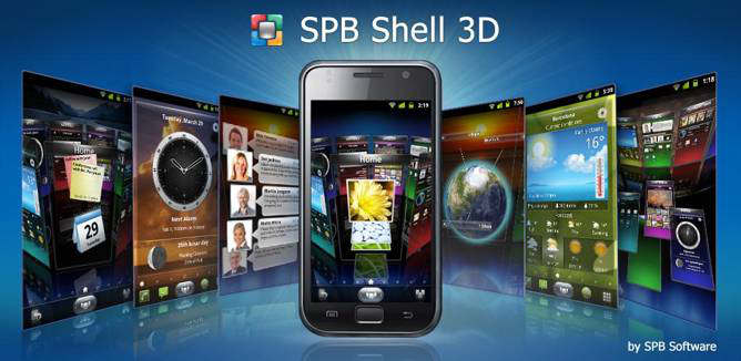 spb shell 3d android