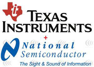 texas instruments national semiconductor