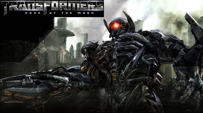 transformers 3 dark of the moon trailer 2011
