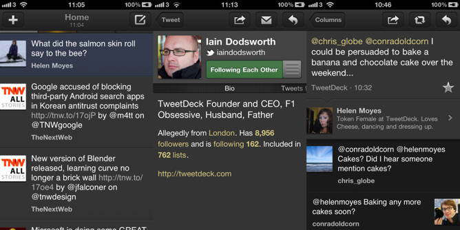 tweetdeck 2.0 iphone