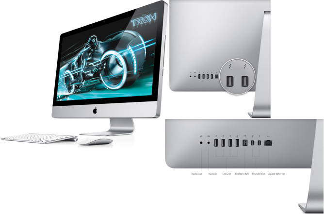 apple imac thunderbolt