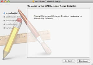 apple mac defender update