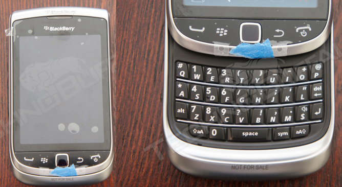 blackberry torch 2 a