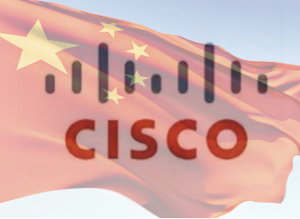 cisco demanda china