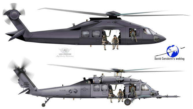 helicoptero invisible al radar osama