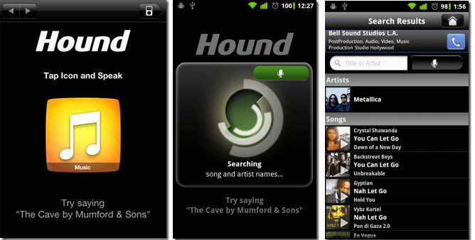 hound ios android