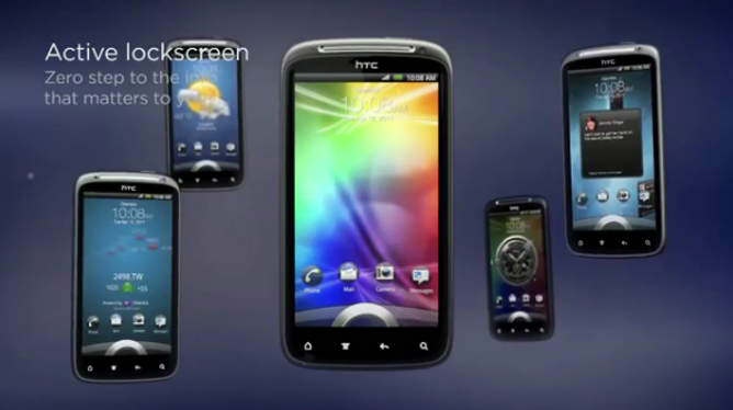 htc sensation video promo