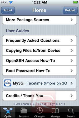 ios 4.3.3 jailbreak redsnow