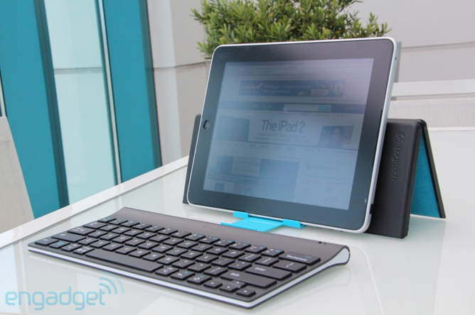 logitech teclados tablets ipad android