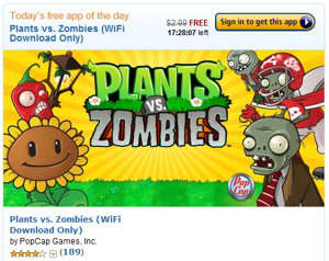 plants vs zombies gratis free descarga android amazon