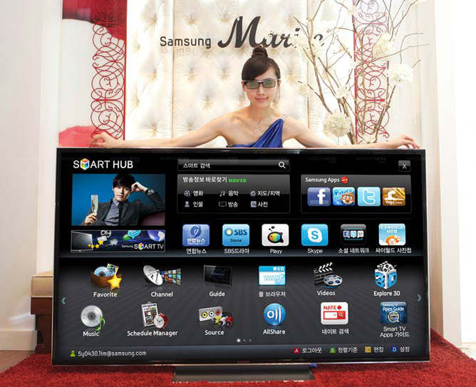 samsung smart tv 75 pulgadas