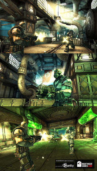 shadowgun android tegra 2 madfinger a