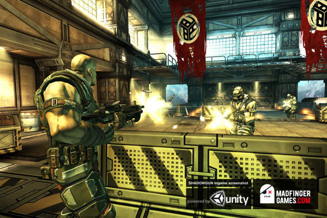 shadowgun android tegra 2 madfinger