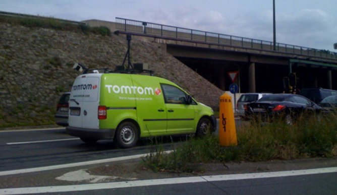 tomtom street view
