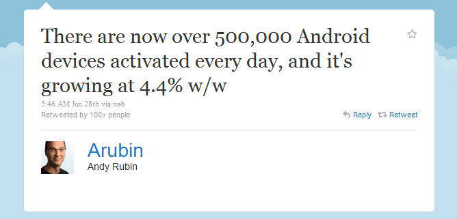 android andy rubin twitter