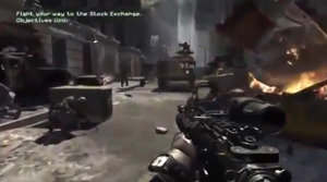 call of duty modern warfare 3 e3 2011 demo 13 min