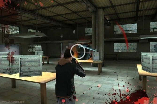 gameloft 9mm ipod iphone android