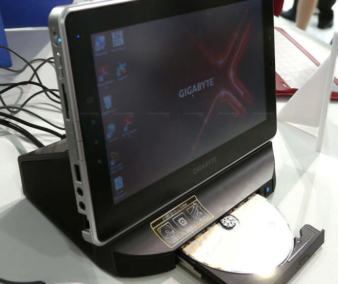gigabyte s1080 tablet windows 7