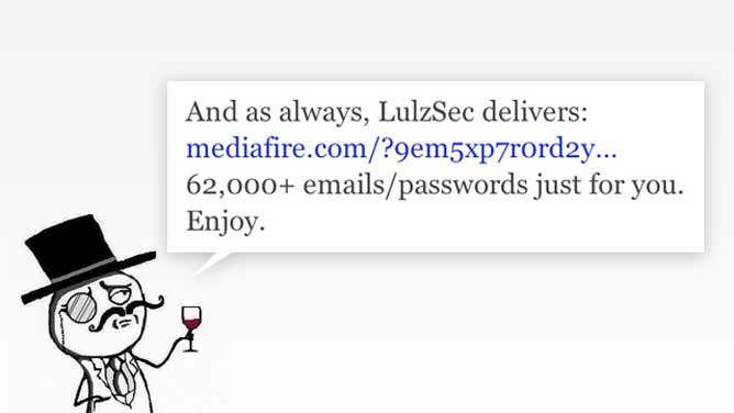 lulzsec passwords