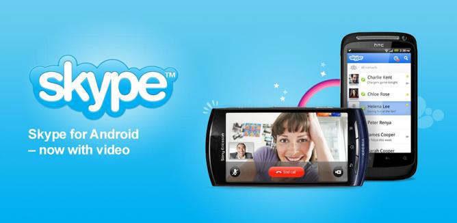 skype 2.0 android