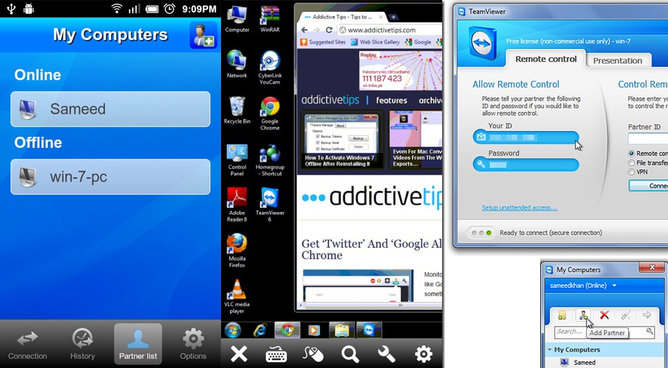 teamviewer android