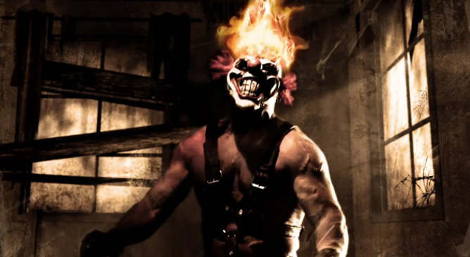 twisted metal ps3 e3 2011