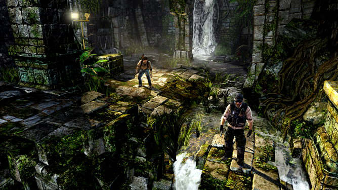 uncharted golden abyss ngp