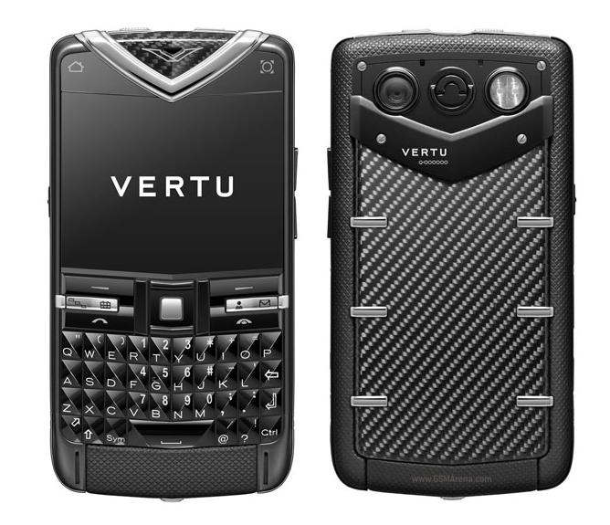 vertu constellation quest carbon fibre