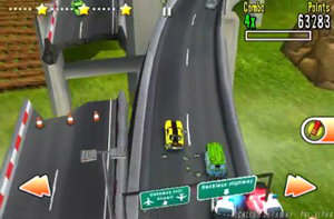 xperia play reckless getaway