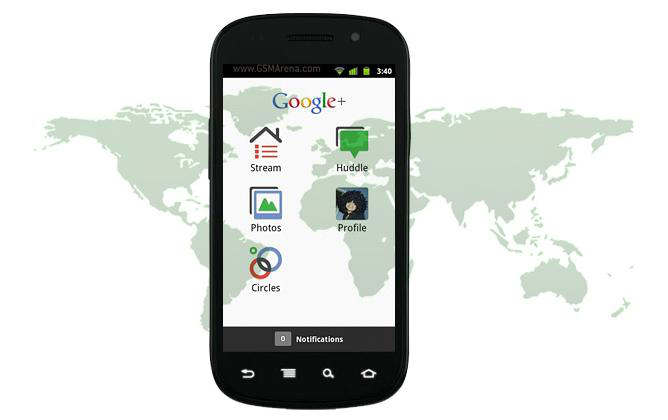 google+ android