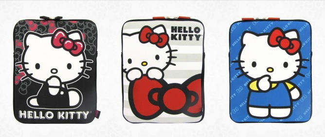 hello kitty funda ipad 2