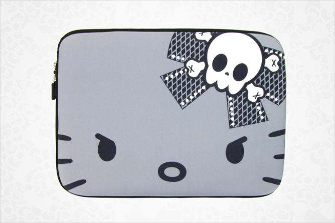hello kitty funda laptop 13 pulgadas
