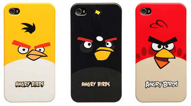 iphone angry birds