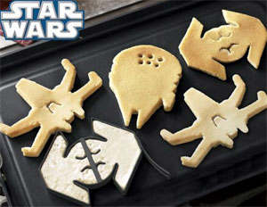 moldes star wars