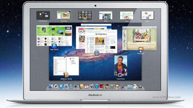 new nueva macbook air 2011