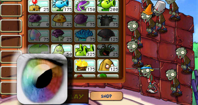 plants vs zombies hd ios