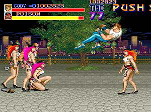 poison final fight
