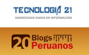 tecnologia 21 blogs peruanos