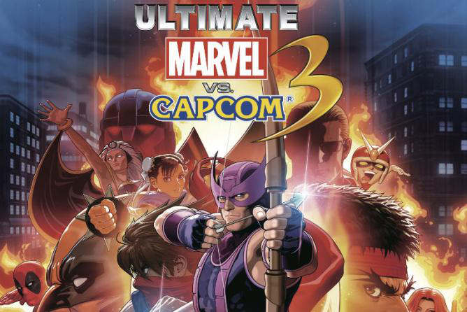ultimate marvel vs capcom 3 a