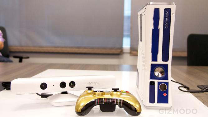 xbox 360 star wars edition a