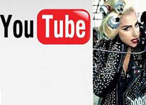 youtube lady gaga